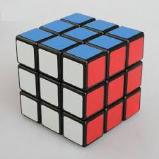 Four magic cube