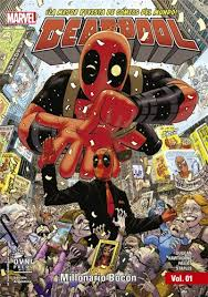 LIBRO DEADPOOL Vol. 01: MILLONARIO BOCON