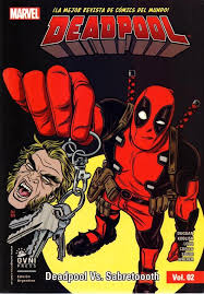 LIBRO DEADPOOL Vol. 02: DEADPOOL VS SABRETOOTH