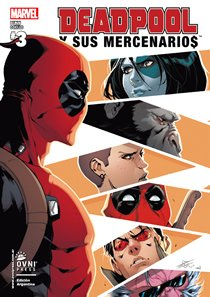 LIBRO DEADPOOL Y SUS MERCENARIOS 03