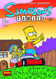 LIBRO SIMPSONS COMICS 05